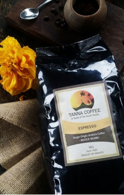 Espresso Roast Coffee (1kg) Ground