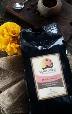Medium Roast Coffee (1kg) Ground